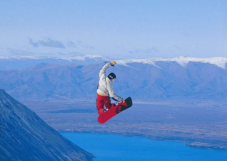 Ohau Snow Boarder 1 0