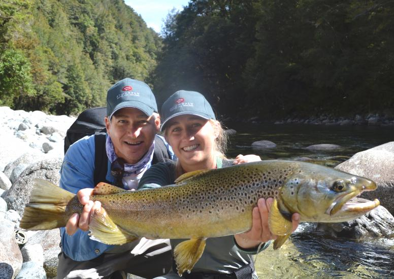 Stonefly Lodge flyfishing