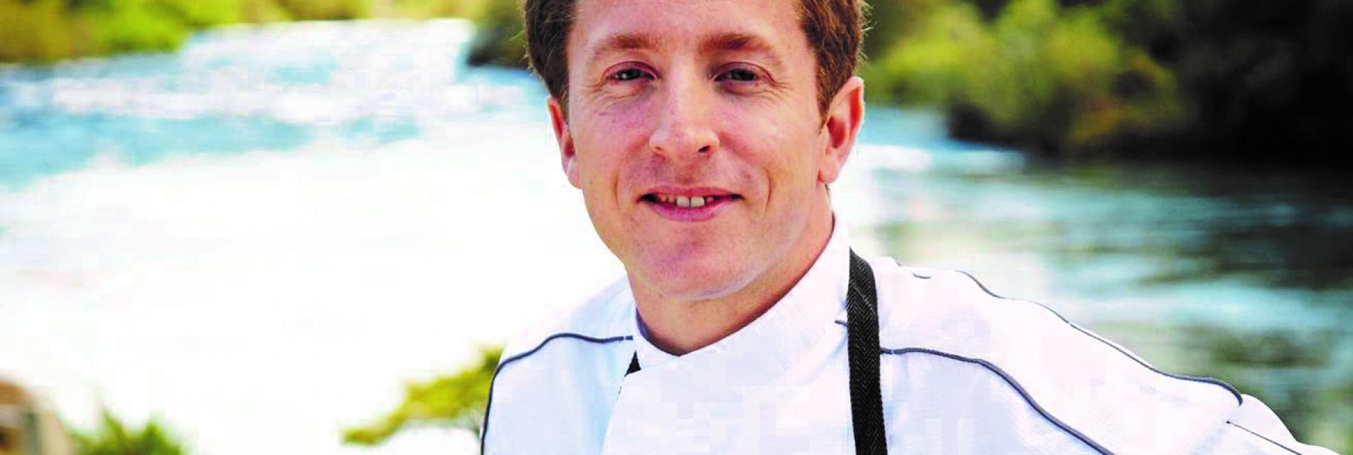 Chef Paul Froggatt