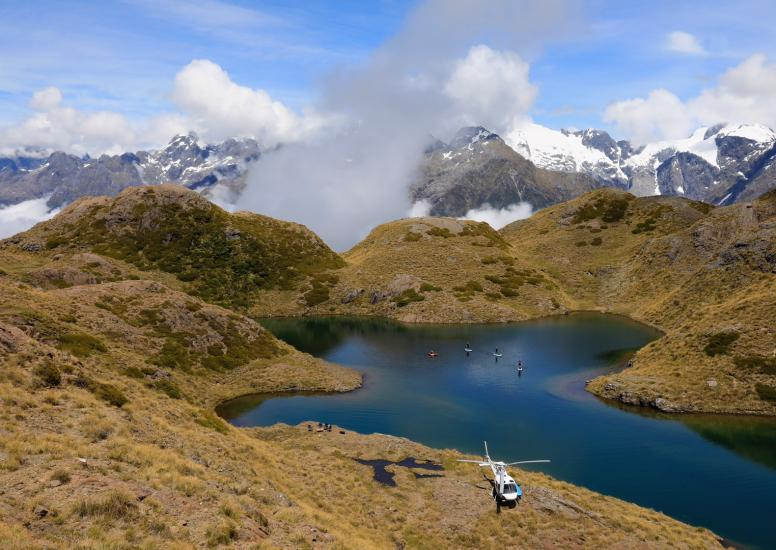 Adventure Tour of New Zealand